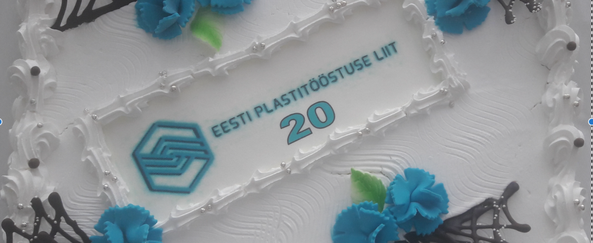 Estonian Plastics Association celebrated 20 anniversary