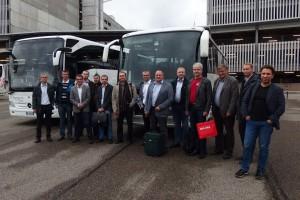 Eesti delegatsioon Fakumal